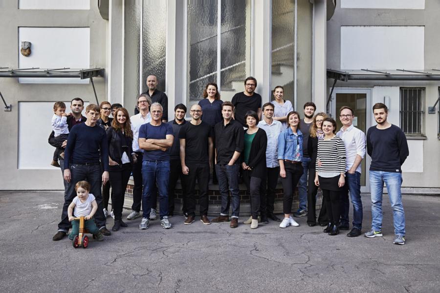motorplan Architekten - Team